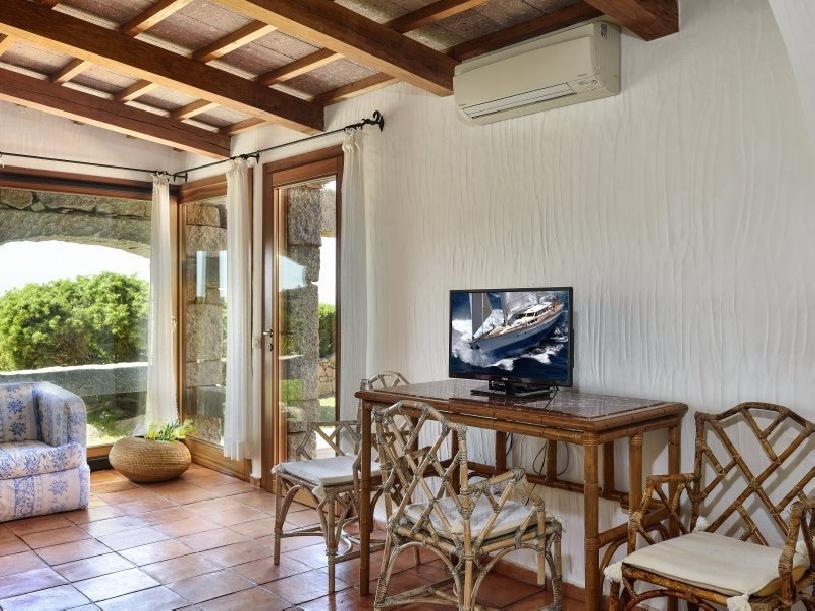 Sardinien Costa Smeralda Pevero Steinhaus - 05