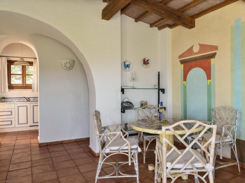 Sardinien Costa Smeralda Pevero Steinhaus - 06