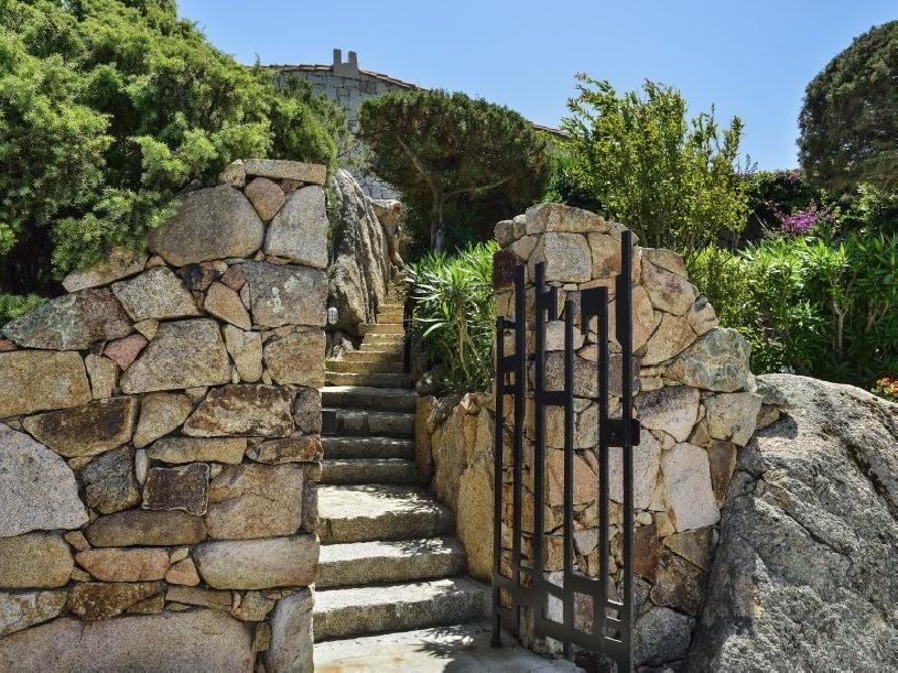 Sardinien Costa Smeralda Pevero Steinhaus - 10