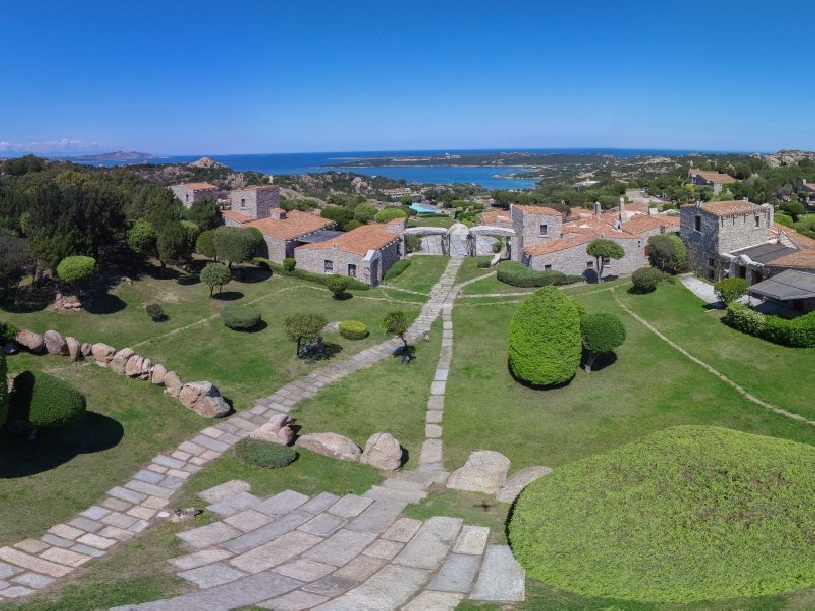 Sardinien Costa Smeralda Pevero Steinhaus - 12