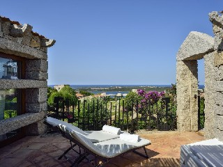 Sardinien Costa Smeralda Pevero Penthouse