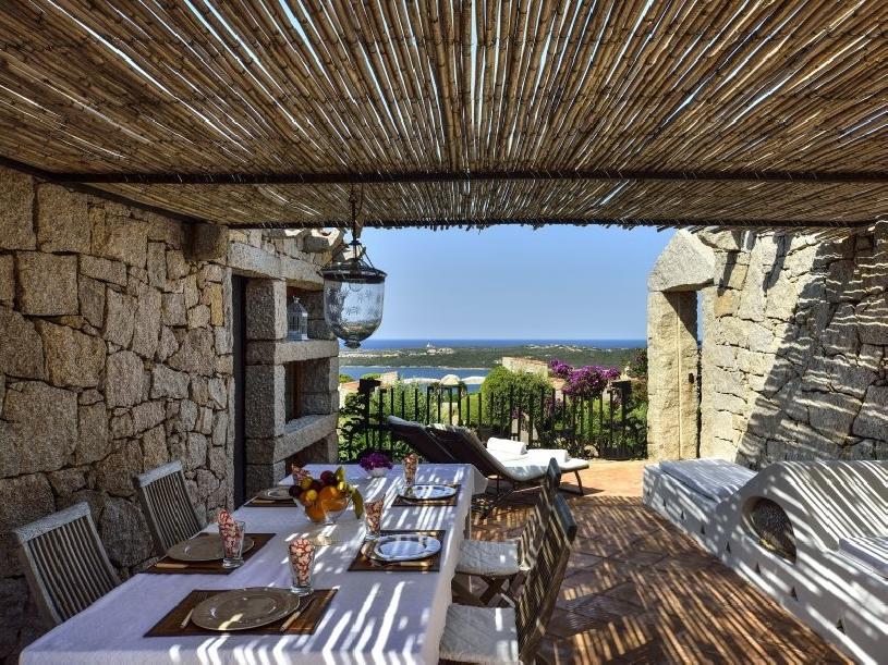 Sardinien Costa Smeralda Pevero Penthouse - 02