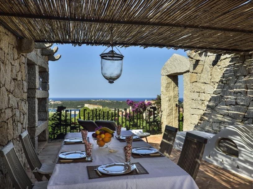 Sardinien Costa Smeralda Pevero Penthouse - 03