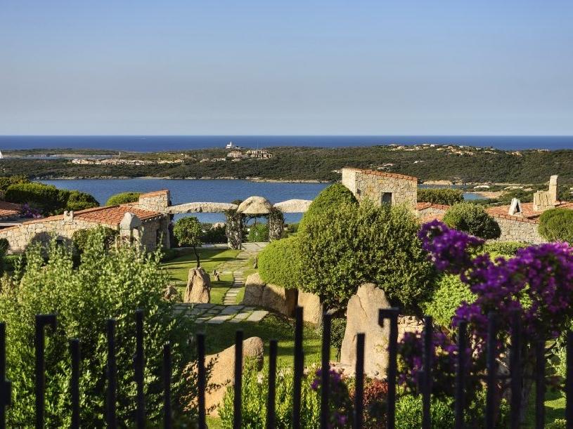 Sardinien Costa Smeralda Pevero Penthouse - 04