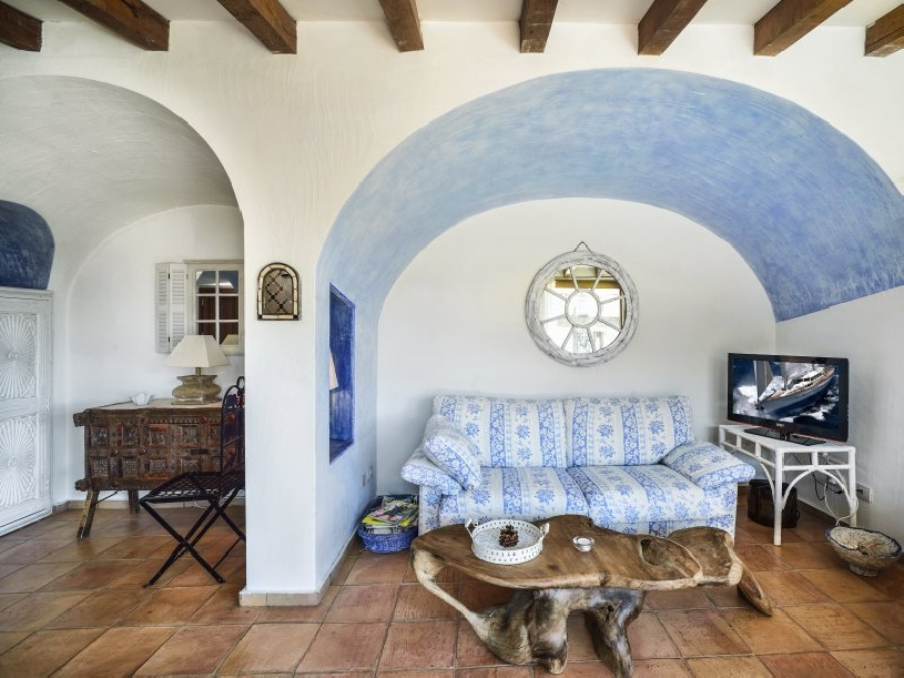 Sardinien Costa Smeralda Pevero Penthouse - 06