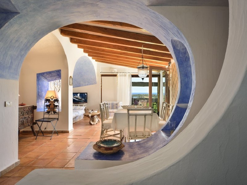 Sardinien Costa Smeralda Pevero Penthouse - 07