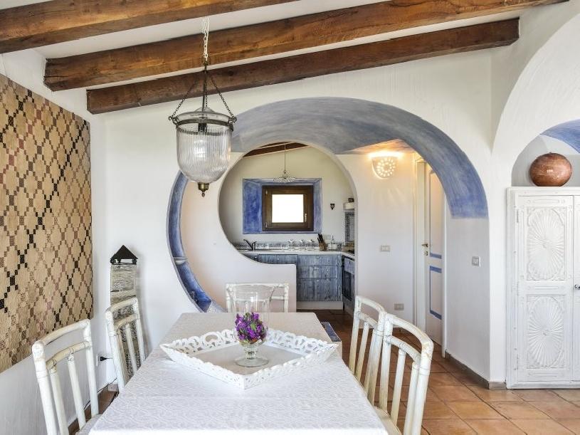 Sardinien Costa Smeralda Pevero Penthouse - 08