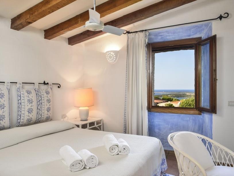 Sardinien Costa Smeralda Pevero Penthouse - 09