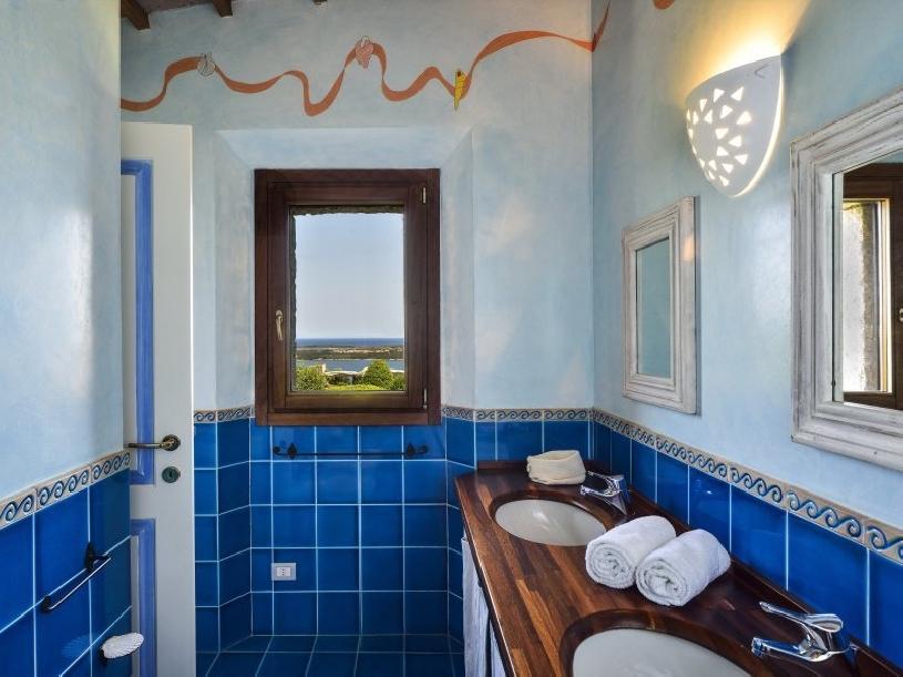 Sardinien Costa Smeralda Pevero Penthouse - 11