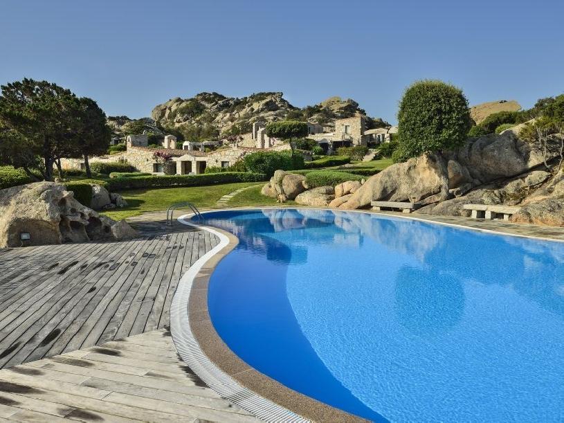 Sardinien Costa Smeralda Pevero Penthouse - 12