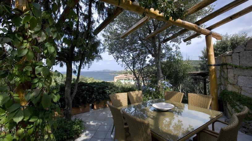 Sardinien Costa Smeralda Golf L'ea Bianca Villa Iris - 02