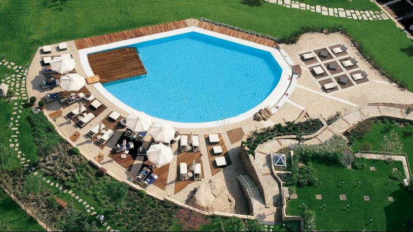 Sardinien Costa Smeralda Golf L'ea Bianca Villa Iris - 07