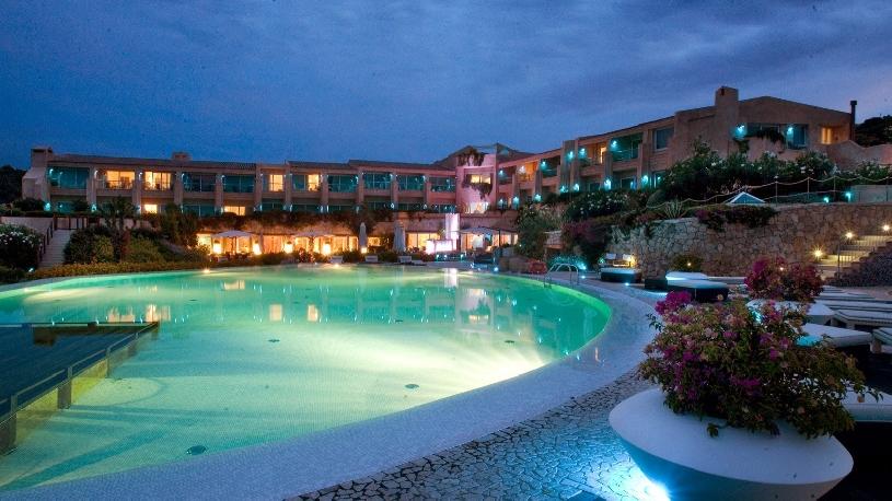 Sardinien Costa Smeralda Golf L'ea Bianca Villa Iris - 09