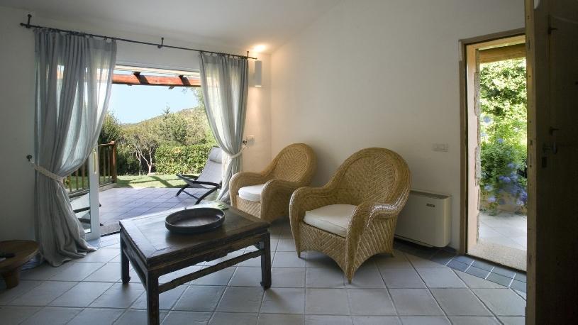 Sardinien Costa Smeralda Golfvilla  L'ea Bianca Bougainville - 02
