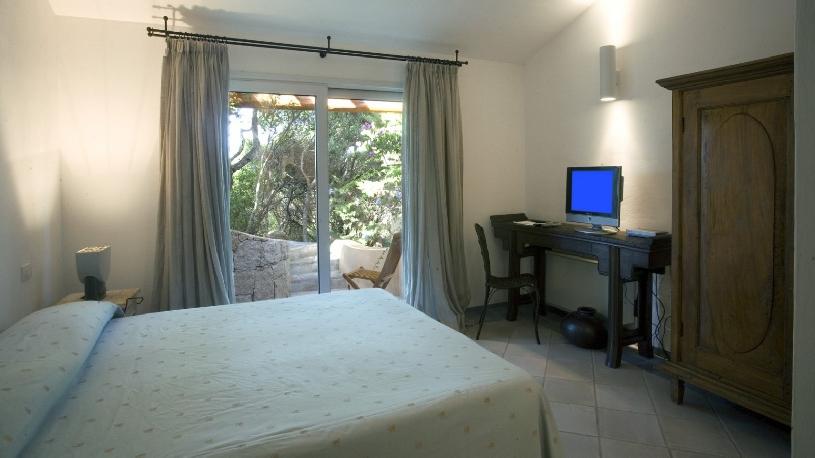 Sardinien Costa Smeralda Golfvilla  L'ea Bianca Bougainville - 03