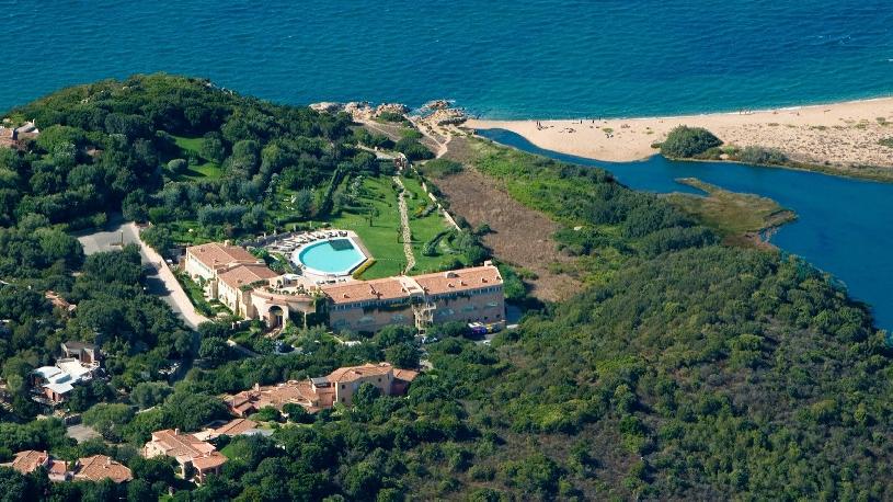 Sardinien Costa Smeralda Golfvilla  L'ea Bianca Bougainville - 05