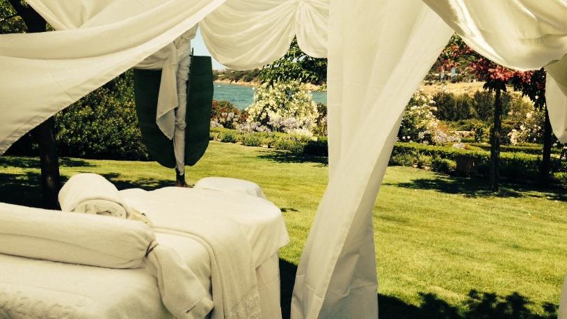 Sardinien Costa Smeralda Golfvilla  L'ea Bianca Bougainville - 08