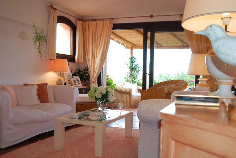 Sardinien Costa Smeralda  Golf Pevero Appartement - 03