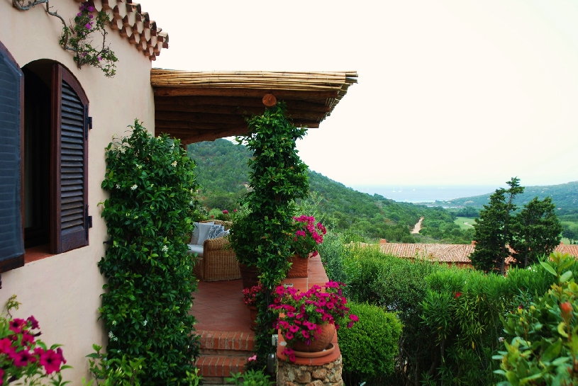 Sardinien Costa Smeralda  Golf Pevero Appartement - 05