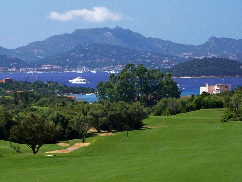 Sardinien Costa Smeralda  Golf Pevero Appartement - 12