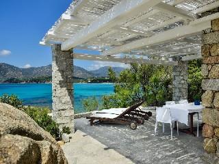 Sardinien Tanka Golf Villasimius Villa am Meer