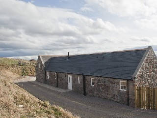 Schottland Aberdeen Cottage 2 Ferienhaus am Golfplatz