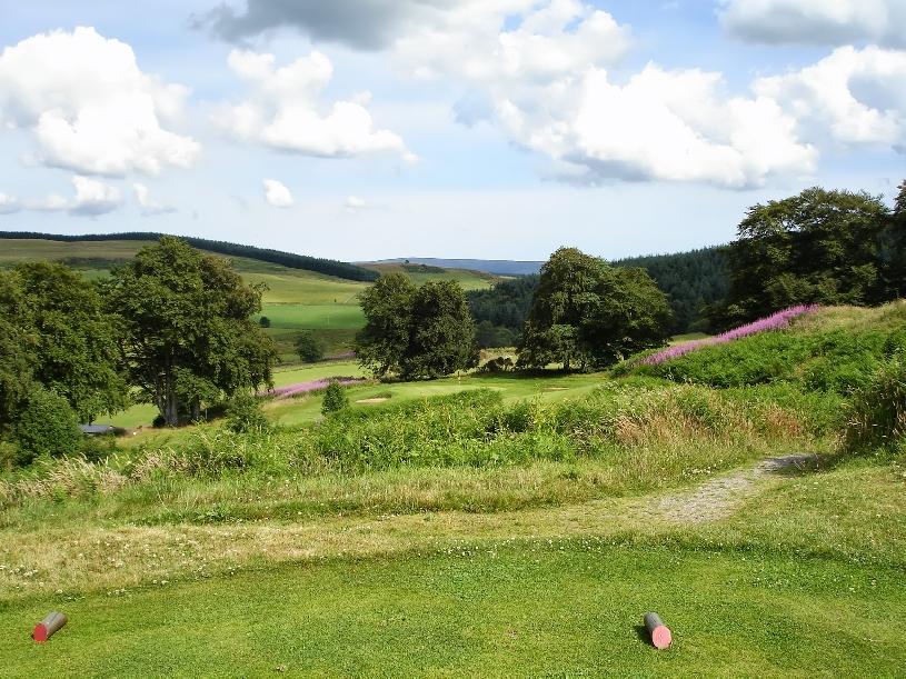 Schottland Aberdeen Cottage 2 Ferienhaus am Golfplatz - 10