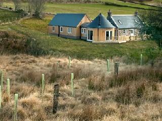 Schottland Aberdeen Cottage Ferienhaus am Golfplatz