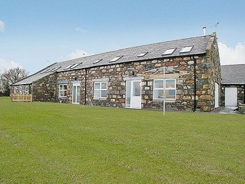 Schottland Aberdeen Tolquhon Cottage 2 am Golfplatz - 02