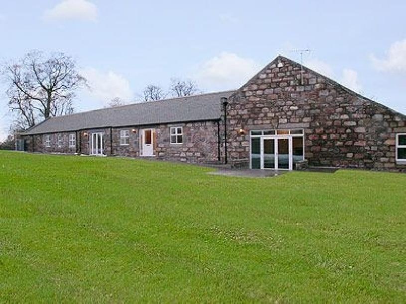 Schottland Aberdeen Tolquhon Cottage am Golfplatz - 01