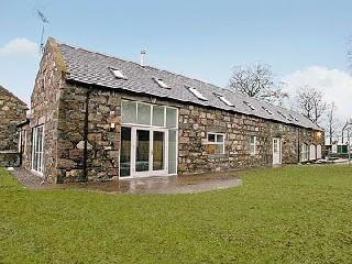Schottland Aberdeenshire modernes Cottage am Golfplatz