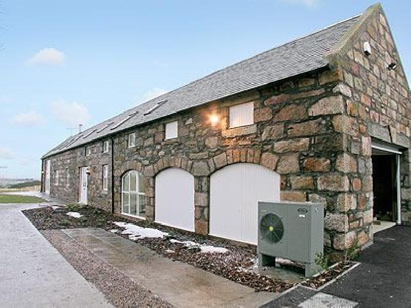 Schottland Aberdeenshire modernes Cottage am Golfplatz - 04