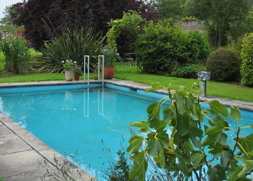 Schottland Garlieston Cottage mit Pool - 03
