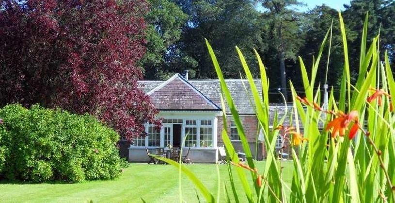 Schottland Garlieston Cottage mit Pool - 10