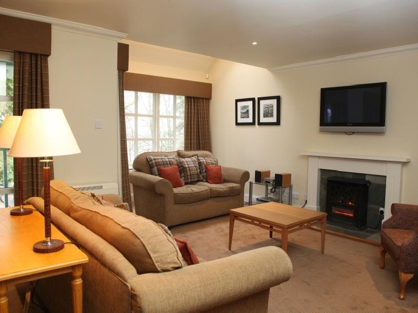 Schottland Perthshire Comfort Lodgeappartement - 01