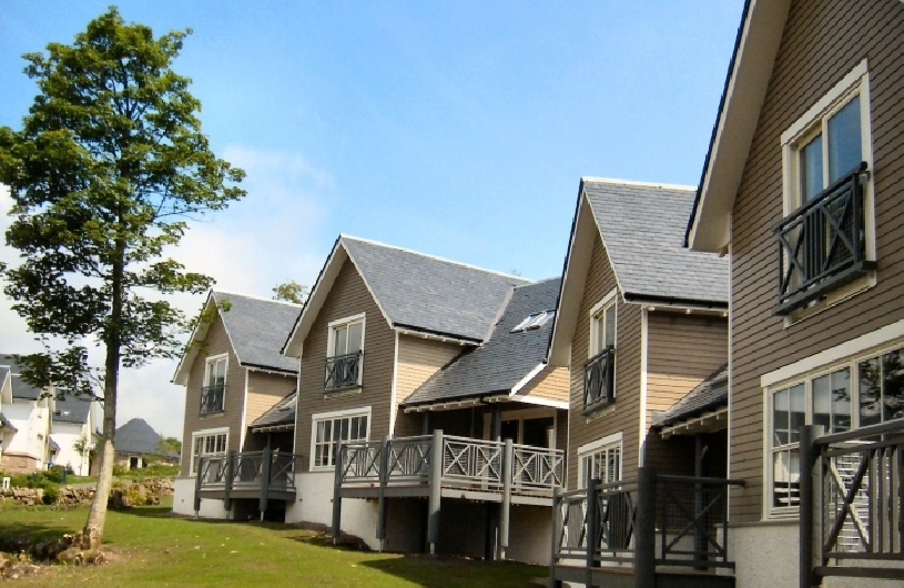 Schottland Perthshire Comfort Lodgeappartement - 02