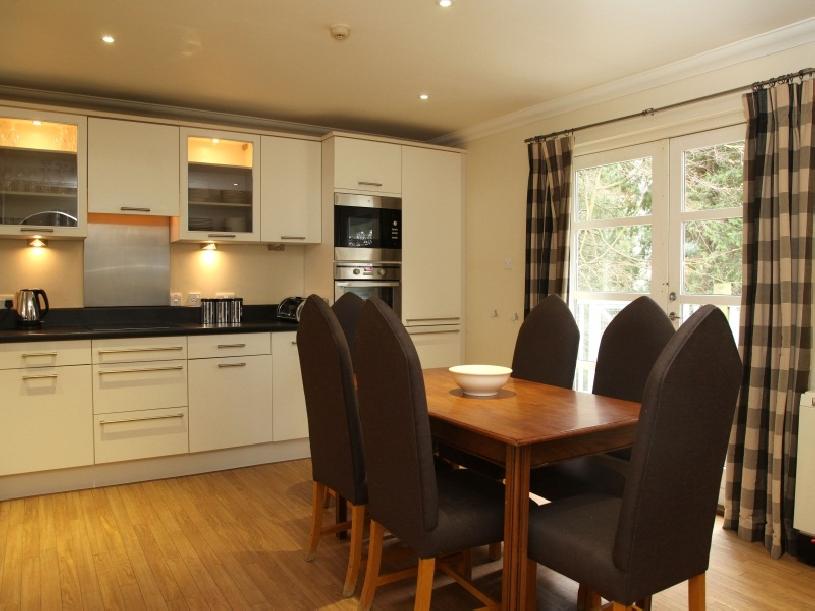 Schottland Perthshire Comfort Lodgeappartement - 04