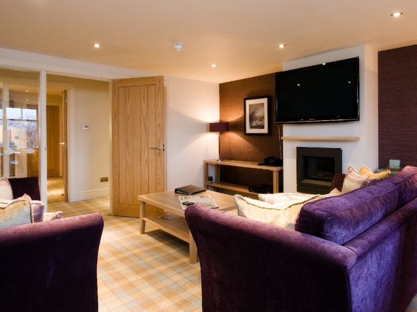 Schottland Perthshire Luxury Lodges - 05