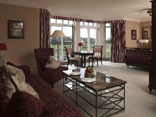 Schottland St Andrews Old Course Hotel Suite