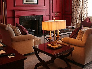 Schottland St Andrews Old Course Hotel Deluxe Suite