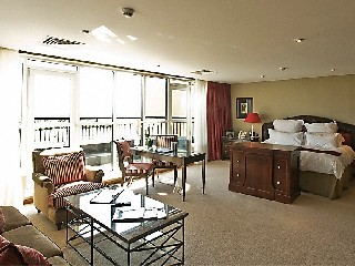 Schottland St Andrews Old Course Hotel Suite B