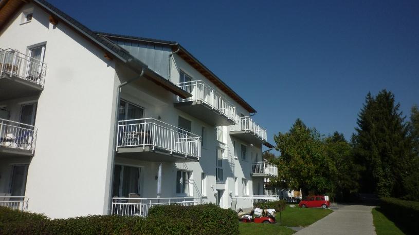 Schwarzwald Drei Thermen Golf Appartement 2 ZKBB - 03