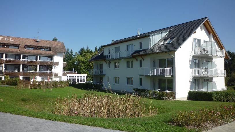 Schwarzwald Drei Thermen Golf Appartement 2 ZKBB - 12