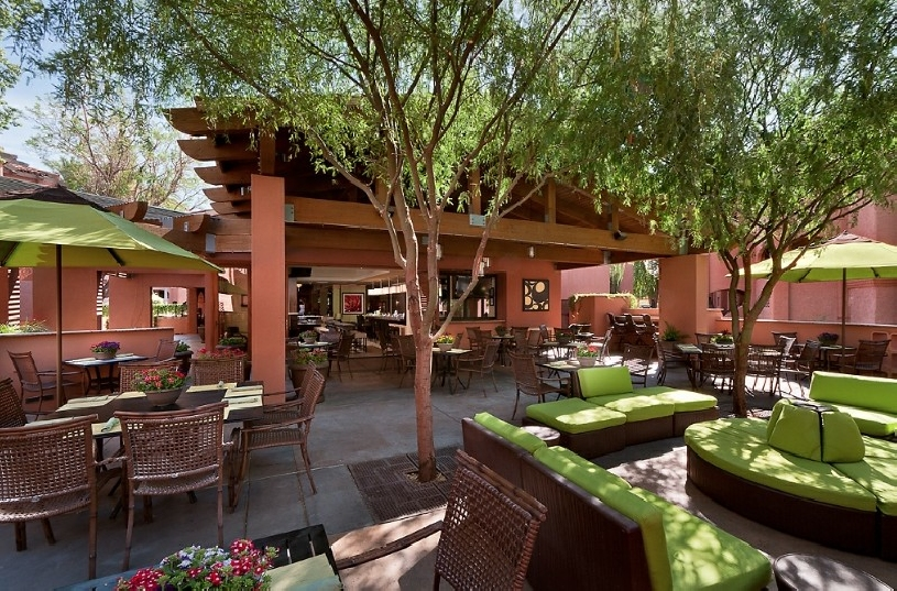 Arizona Scottsdale Golf Appartement 4 - 08