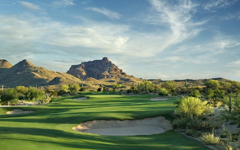 Arizona Scottsdale Golf Appartement 4 - 09