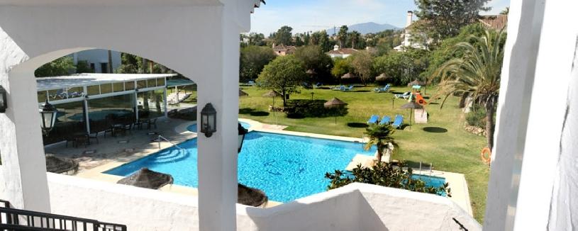 Marbella Del Prado Appartments am Golfplatz - 02