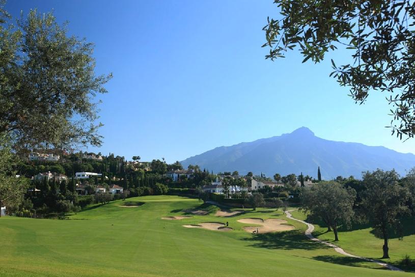 Marbella Del Prado Appartments am Golfplatz - 09