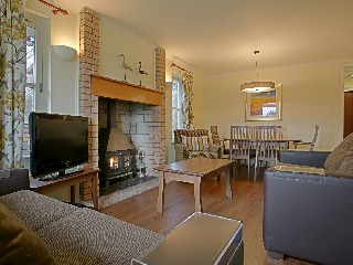 Schottland Silverglades Golfresort Ferienhaus 2 Mc Donald Lodge