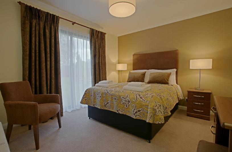 Schottland Silverglades Golfresort Ferienhaus 2 Mc Donald Lodge - 03