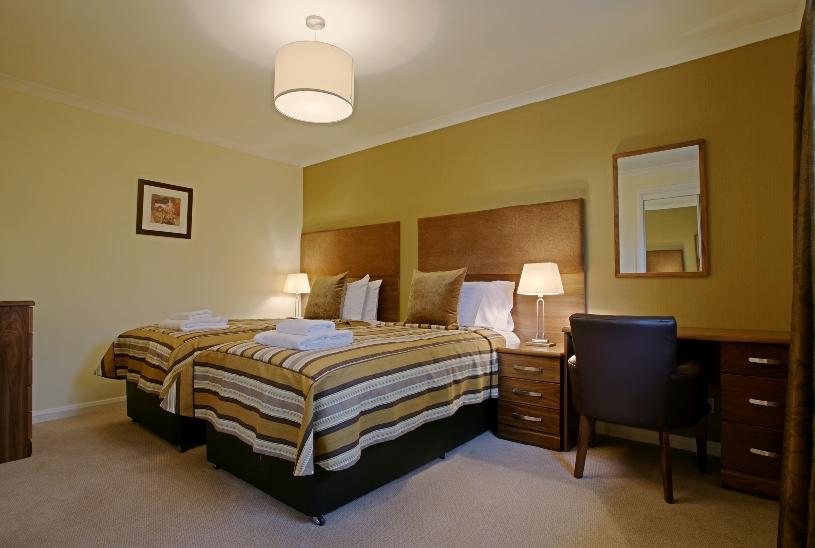 Schottland Silverglades Golfresort Ferienhaus 2 Mc Donald Lodge - 04